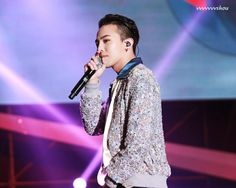 GD - Simply K-POP Concert in Shenzhen (141129)