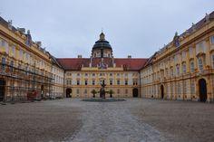 Photo: Melk abbey - Austria