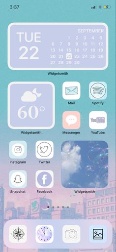 Blue Aesthetic Pastel, App Covers, Bad Girl Aesthetic, Pastel Purple, Aesthetic Iphone Wallpaper, Data Science, App Icon, Homescreen, Ios