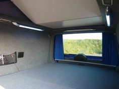 One Off VW T5 T30 LWB 2.5 174 5 berth campervan with 5 TUV approved seats - VW T4 Forum - VW T5 Forum