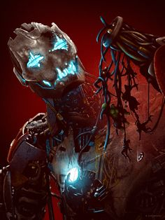 Illustrations from the AVENGERS: AGE OF ULTRON Art Show