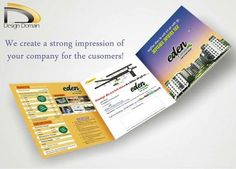 For, out of the box and attractive #brochure #designing services, #DesignDomain emerges as one of the best brochure #design company in India.