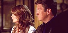 caskett castle gifs | TV GIFs Of The Week (And The Best Of 'Treehouse Of Horror')