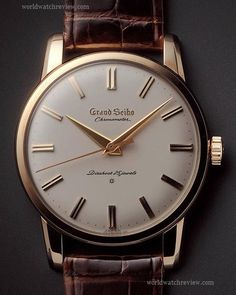 The Japanese jewelry and precision instruments-maker has presented its new Grand Seiko 130th Anniversary Limited Edition hand-wound watch