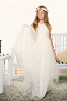 Mi Vestido : CATÁLOGO VESTIDOS DE COMUNIÓN NIÑA 2,015