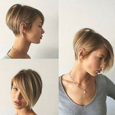 Hairstyles Pixie Bob Have you ever been thinking about the hairstyles Pixie, Bob, you see look like hollywood artist. If ...