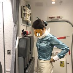 Korean Airlines, Thing 1, Cabin Crew, Flight Attendant, Transportation, Wonder Woman, Cool Stuff, Satin, Vehicles