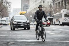 Cinco actitudes que identifican al ciclista urbano ejemplar
