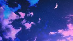 Brightest star in the night sky Pink Clouds Wallpaper, Night Sky Wallpaper, Neon Wallpaper, Iphone Wallpaper, Red Cloud, Bright Stars, Wallpaper Downloads, Full Moon, Night Skies