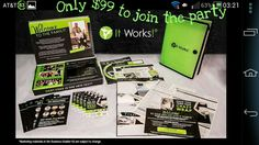 Have you tried that crazy wrap thing? Make money , get debt free  alschoonover2003@gmail.com https://alschoonover.myitworks.com