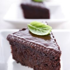 Chocolate Cake - The Gluten Intolerance Group of North America