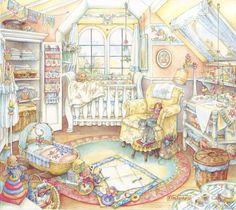 Kim Jacobs Baby's Room