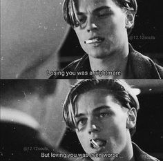 Leonardo de Caprio 🌙A e s t h e t i c🌙 quotes Tumblr Quotes, Film Quotes, Sad Movie Quotes, Quotes From Movies, Romantic Movie Quotes, Movie Lines, Quote Aesthetic, Mood Quotes, Edgy Quotes