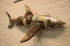 recycled art | Recycled Junk Art | dadirridreaming                                                                                                                                                                                 More