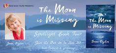 Literary Flits: The Moon Is Missing by Jenni Ogden + #Giveaway Fern Michaels, Female Directors, Drops In The Ocean, Fiction Novels, Book Title, Book Journal, Love Book, Bestselling Author, Audio Books