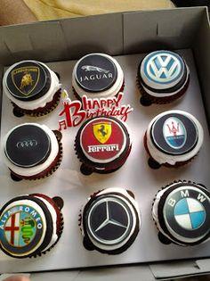 28 Best Car Cupcakes Images Car Cupcakes Cupcake Cupcake Cakes