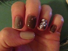 Fifty shades nails