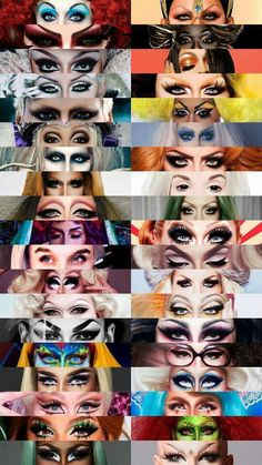 The Eyes of RPDR