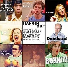 That 70's show, lol