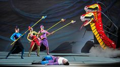 Magic Flute SFO Review – A 21st Century Production that Works   Alek Shrader as Tamino.