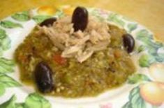 Salade orientale Slata Mechouia