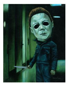 """Michael Stalking"" / The Art of Dienzo Store"