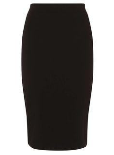 Black Pencil Skirt - Dorothy Perkins