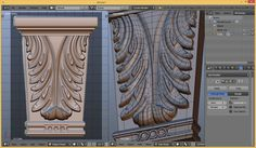 Blender 3D flat baroque element stripe modeling timelapse 100% quads, no knife tool Music: 0:01 Romeo Knight - Lay-By 3:52 Romeo Knight - Wave in the rear vi...
