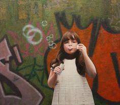 Kevin Peterson #art #paintings