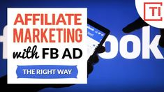 How To Make Money With Affiliate Marketing on Facebook Ads (THE RIGHT WAY)! https://youtube.com/watch?v=-U3-9d4C7c8