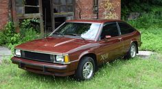 Though the were a dark spot for much of GM's lineup, there were a few experiments with performance-oriented models that gave enthusiasts some hope the glory days of the General's hi-po prowess would return. This 1982 Chevrolet Citation. Best Barns, Car Videos, All Cars, Car Wrap, Barn Finds, Vintage Cars, Vintage Auto, Amazing Cars, Car Accessories