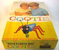 you've got cooties!