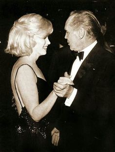 Marilyn dancing at the Actor's Studio Benefit at the Roseland Dance Hall, NYC, March 13th 1961
