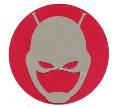Ant Man Logo Scrapbook Die-cut