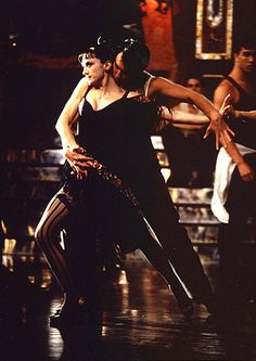 El tango de Roxanne... best number and scene by far in Moulin Rouge.