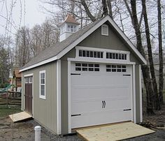 1000 images about detached garage on pinterest car for Prefab garage california