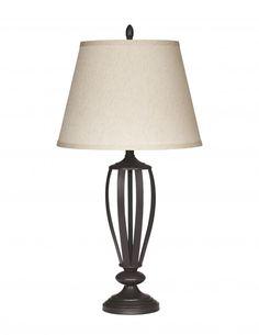 Mildred - Metal Table Lamp (Set of 2) | L201944 | Lamps | Roadside Furniture
