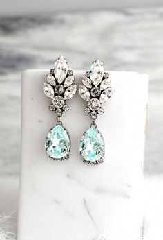 6dc3d0544 Earrings For Women | Fashion Jewelry Designers | Handmade Personalized  Jewelry 20190115 Aquamarine Stone, Aquamarine