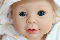 Handmade PVC Reborn baby