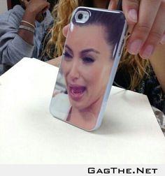 My Phone is SO Upset