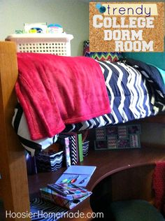 Decorate a College Dorm Room