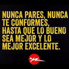 Nunca Pares !! @powerclubpanama #CualEsTuExcusa #YoEntrenoEnPowerClub