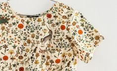 Love this top's print!