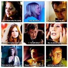 """""""Sad moments from Doctor Who"""" <-- UNDERSTATEMENT OF THE CENTURY."""
