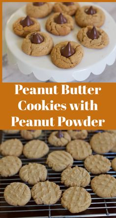 Make these protein low fat peanut butter cookies using peanut butter powder. The most amazing pbfit cookies, cookies, peanut powder cookies Ways to use Peanut Powder Pb2 Recipes, Vanilla Recipes, Peanut Recipes, Baking Recipes, Cookie Recipes, Dessert Recipes, Sweet Desserts, Protein Recipes, Cookie Ideas