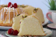 Videolu anlatım Unsuz, Yağsız Pamuk Kek (videolu) Tarifi nasıl yapılır? 12.703 kişinin defterindeki bu tarifin videolu anlatımı ve deneyenlerin fotoğrafları burada. Cake Boss, Types Of Cakes, Vanilla Cake, Chocolate Cake, Camembert Cheese, Tart, Cheesecake, Muffin, Gluten Free