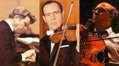 MOZART Piano Trio No.1 K.254 | E.Gilels, L.Kogan, M.Rostropovich | 1952 - YouTube
