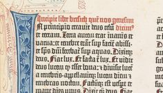 {  {  {  {  {  {  A  W  E  S  O  M  E  }  }  }  }  }  The Gutenberg BIBLE is NOW ONLINE!!!  Gutenberg Bible Digitized  Arch. B b.10 | Polonsky Foundation Digitization Project. -- Carole Trese Swanson   (12/15/2013) Christian  (Thanks, BSD.)  (CTS)