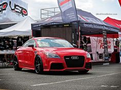 Waterfest 20 Audi TT-RS by Mind Over Motor, via Flickr