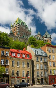Old Quebec City – Quebec - photo on Top Sites To Visit in Canada by Lynn ( Blog Traval Bug Junkie)